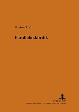 Abbildung von Kreft | Parallelakkordik | 2005 | 9