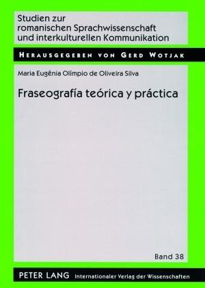 Fraseografía teórica y práctica | Olímpio de Oliveira Silva, 2007 | Buch (Cover)