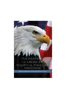 Abbildung von Polin | Foundations of American Political Thought | 2006 | Readings and Commentary