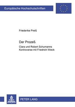 Abbildung von Preiß | Der Prozeß | 1. Auflage | 2004 | 239 | beck-shop.de