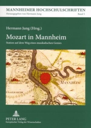 Mozart in Mannheim | Jung, 2006 | Buch (Cover)