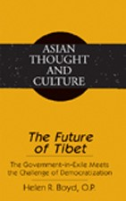 The Future of Tibet | Boyd | REV, 2005 | Buch (Cover)