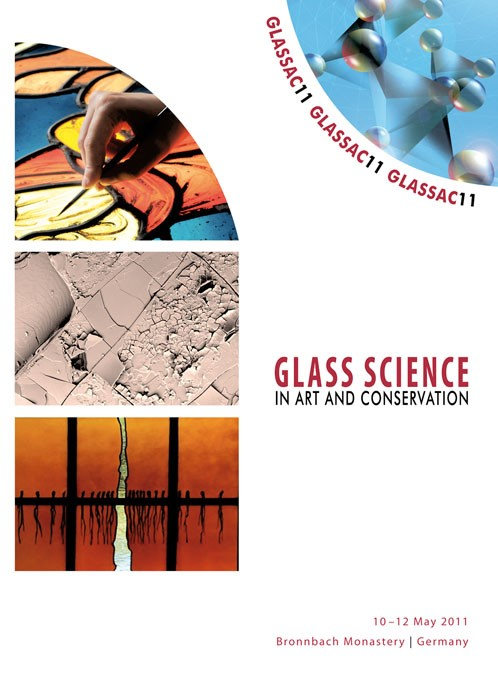 GLASSAC11 - Glass Science in Art and Conservation | / Rota / Wittstadt, 2011 | Buch (Cover)