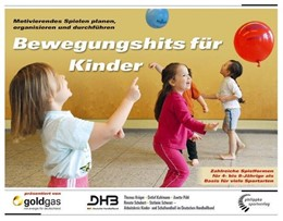 Abbildung von Krüger / Kuhlmann / Pöhl | Bewegungshits für Kinder | 2011 | Spielformen für 4- bis 8-jähri...