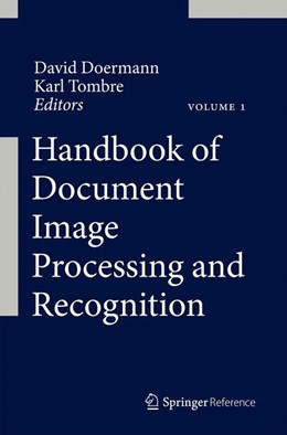 Abbildung von Doermann / Tombre | Handbook of Document Image Processing and Recognition | 2014