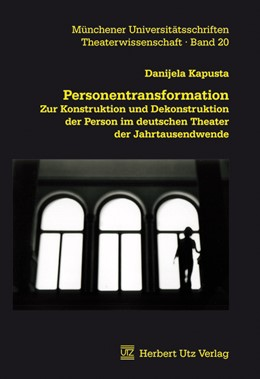Abbildung von Kapusta   Personentransfomation   1. Auflage   2011   20   beck-shop.de