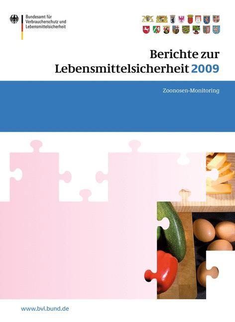 Berichte zur Lebensmittelsicherheit 2009 | Brandt, 2010 | Buch (Cover)