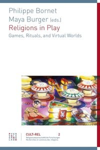 Religions in Play | Bornet / Burger, 2012 | Buch (Cover)