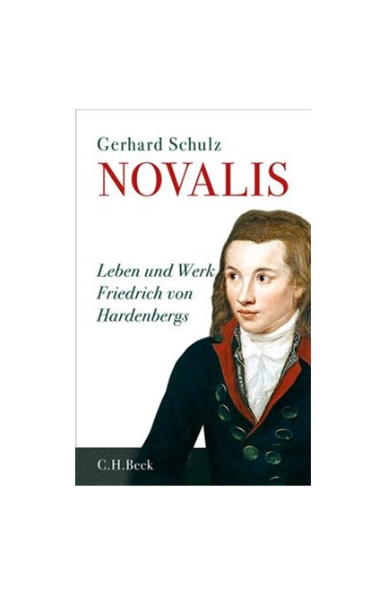 Cover: Gerhard Schulz, Novalis