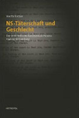 Abbildung von Kretzer   NS-Täterschaft und Geschlecht   2009   Der erste britische Ravensbrüc...