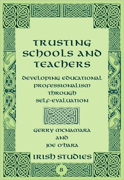 Trusting Schools and Teachers | O'Hara / McNamara, 2008 | Buch (Cover)