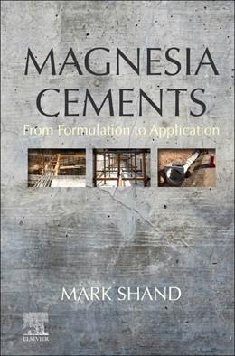 Abbildung von Al-Tabbaa / Qian | Magnesia Cements | 1. Auflage | 2020 | beck-shop.de