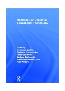 Abbildung von Luckin / Puntambekar | Handbook of Design in Educational Technology | 1. Auflage | 2013 | beck-shop.de