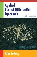Abbildung von Jeffrey | Applied Partial Differential Equations: An Introduction | 2002