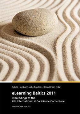 Abbildung von Hambach / Martens / Urban | eLearning Baltics 2011 | 2011 | Proceedings of the 4th Interna...