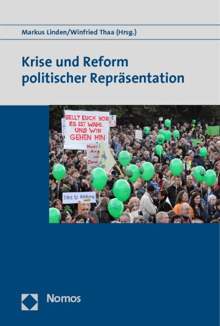 Krise und Reform politischer Repräsentation | Linden / Thaa, 2011 | Buch (Cover)