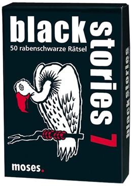 Abbildung von Bösch | black stories 07 | 2011 | 50 rabenschwarze Rätsel