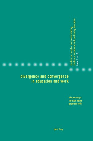 Abbildung von Aarkrog / Jørgensen | Divergence and Convergence in Education and Work | 2008
