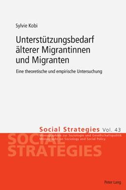 Abbildung von Kobi | Unterstützungsbedarf älterer Migrantinnen und Migranten | 1. Auflage | 2008 | 43 | beck-shop.de