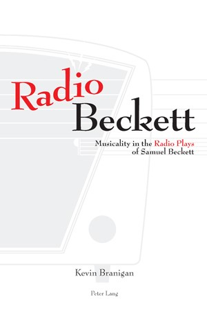 Radio Beckett | Branigan, 2008 | Buch (Cover)