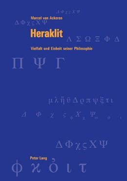 Abbildung von Ackeren | Heraklit | 2005 | Vielfalt und Einheit seiner Ph... | 34
