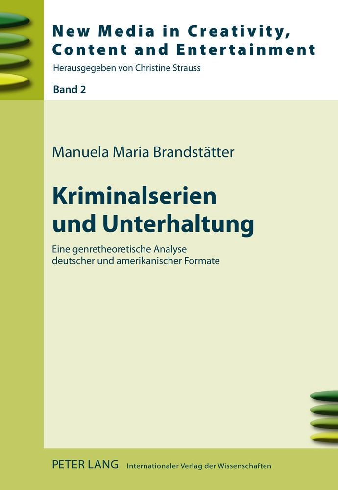 Kriminalserien und Unterhaltung | Brandstätter, 2011 | Buch (Cover)