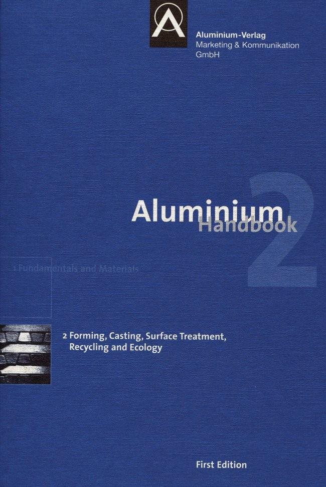 Aluminium Handbook | Drossel / Friedrich / Huppatz, 2011 | Buch (Cover)