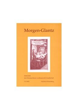 Abbildung von Berns / Battafarano | Morgen-Glantz 12/2002 | 2002 | Zeitschrift der Christian Knor... | 12