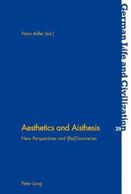 Abbildung von Adler   Aesthetics and Aisthesis   2002   New Perspectives and (Re)Disco...   39
