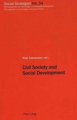 Abbildung von Salustowicz | Civil Society and Social Development | 1. Auflage | 2001 | 34 | beck-shop.de