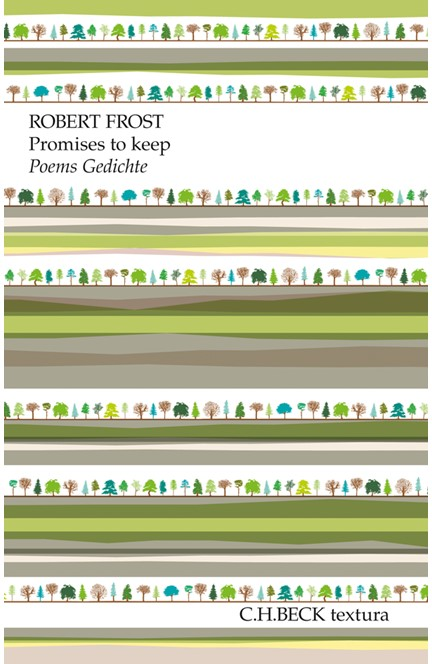 Cover: Robert Frost, Promises to keep