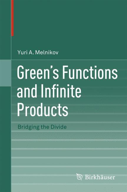Abbildung von Melnikov | Green's Functions and Infinite Products | 2011