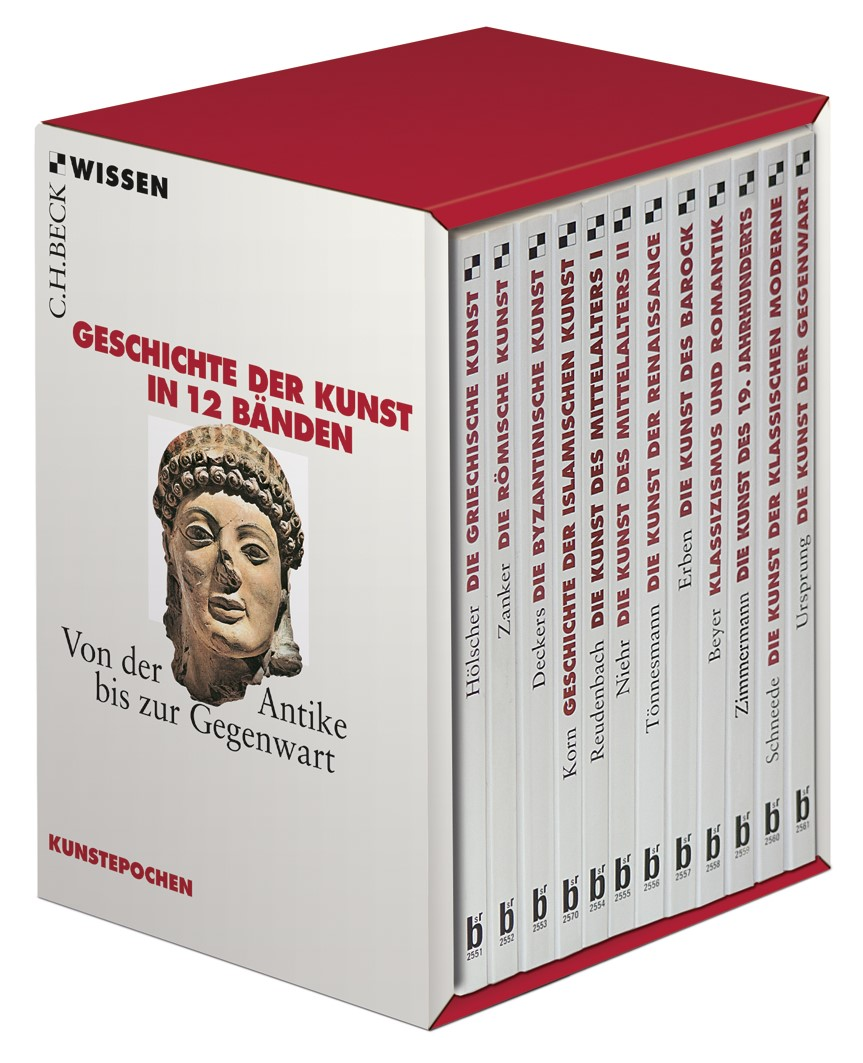 Abbildung von Geschichte der Kunst in 12 Bänden | 2011