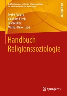 Abbildung von Krech / Müller / Pollack / Hero | Handbuch Religionssoziologie | 2016 | 2018