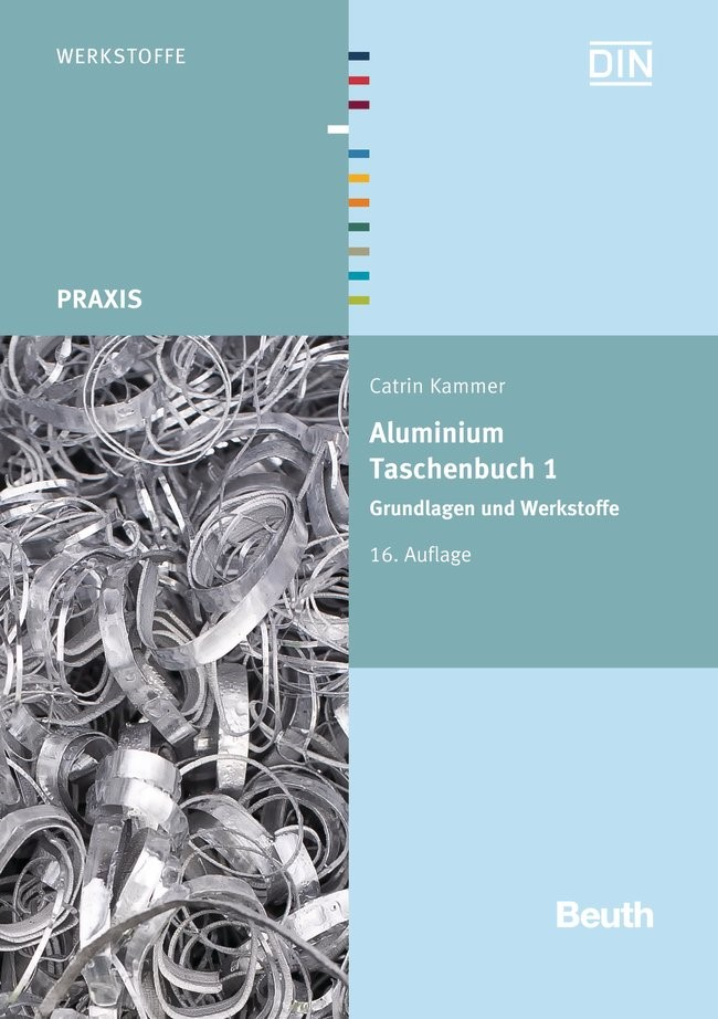 Aluminium Taschenbuch 1 | Kammer, 2011 | Buch (Cover)