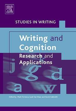 Abbildung von Torrance / van Waes / Galbraith | Writing and Cognition | 2007