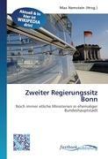 Zweiter Regierungssitz Bonn | Nemstein, 2011 | Buch (Cover)