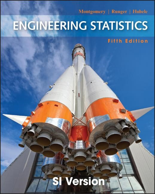 Abbildung von Montgomery / Runger / Hubele   Engineering Statistics   2011