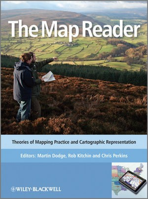 Abbildung von Dodge / Kitchin / Perkins | The Map Reader | 2011