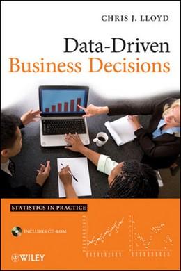 Abbildung von Lloyd | Data Driven Business Decisions | 2011