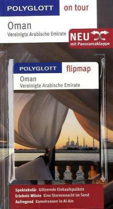 Oman / Vereinigte Arabische Emirate - Buch mit flipmap, 2011 | Buch (Cover)