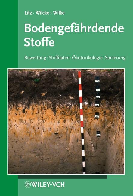 Bodengefährdende Stoffe | Litz / Wilcke / Wilke, 2011 (Cover)