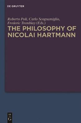 Abbildung von Poli / Scognamiglio / Tremblay | The Philosophy of Nicolai Hartmann | 2011