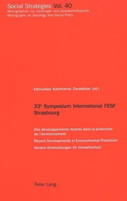Abbildung von Zavadskas   33e Symposium International FESF Strasbourg   1. Auflage   2005   40   beck-shop.de