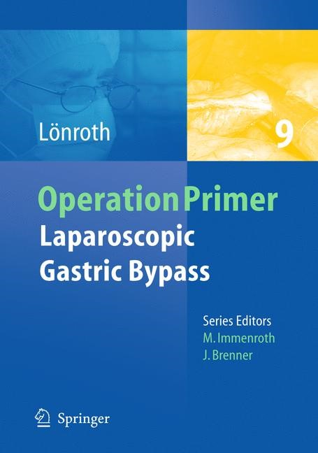 Laparoscopic Gastric Bypass | Lönroth / Miller, 2012 | Buch (Cover)