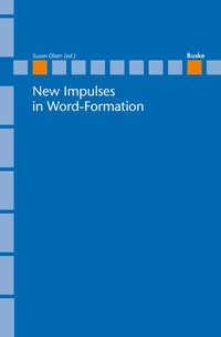 New Impulses in Word-Formation | Olsen, 2010 | Buch (Cover)