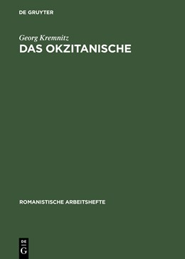 Abbildung von Kremnitz | Das Okzitanische | Reprint 2012 | 1981 | Sprachgeschichte und Soziologi... | 23