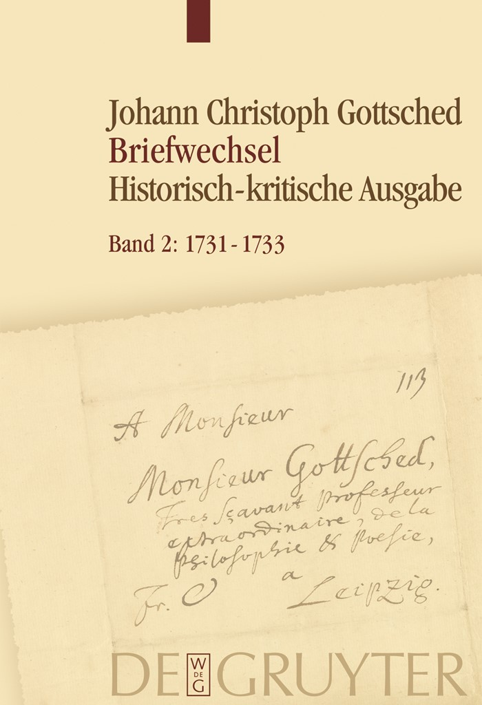1731-1733   Döring / Otto / Schlott, 2008   Buch (Cover)