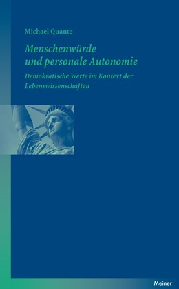 Abbildung von Quante | Menschenwürde und personale Autonomie | 2. Auflage | 2014 | beck-shop.de