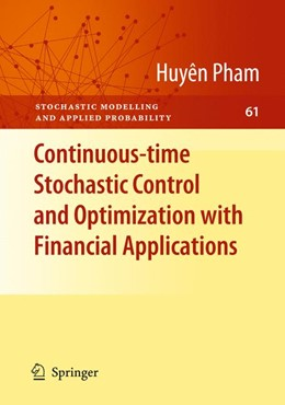 Abbildung von Pham | Continuous-time Stochastic Control and Optimization with Financial Applications | 1. Auflage 2010 | 2010 | 61